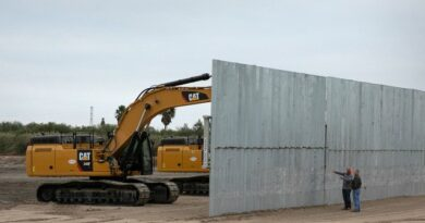 Infrastructure Package Must Include Border Wall Construction